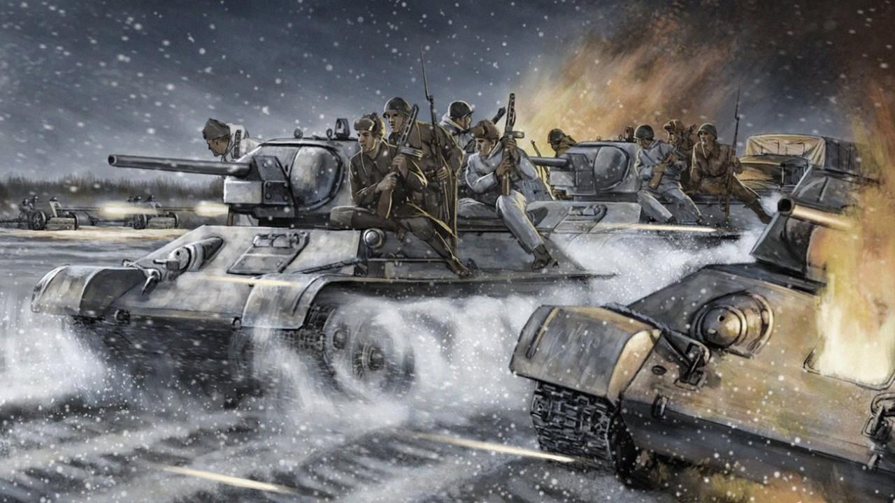 Генерал Баданов, или рейд повлиявший на ход войны.