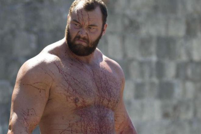 Самый сильный человек в мире вышел против чемпиона армрестлинга культура