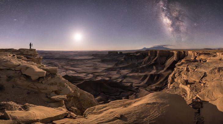 Лучшие фото звезд: конкурс на лучшего астрофотографа года