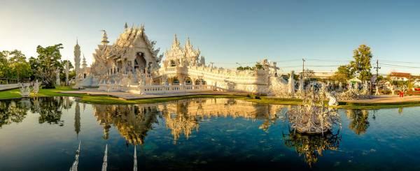 Белый храм Ват Ронг Кхун: самый удивительный и необычный буддийский храм