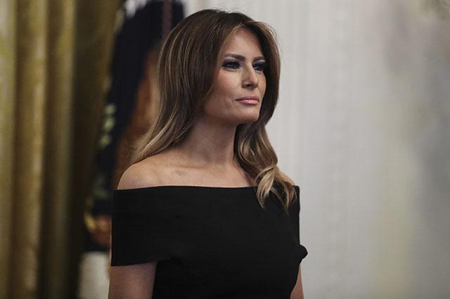 Дональд и Мелания Трамп отметили Хануку в Белом доме