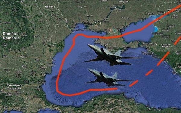 """Украина привела в полную готовность свою боевую авиацию, заявив о """"российской провокации"""""""
