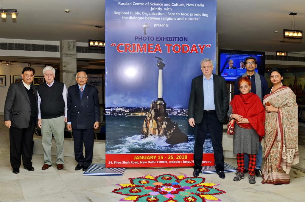 Фотографии Крыма. Теперь и в Индии!