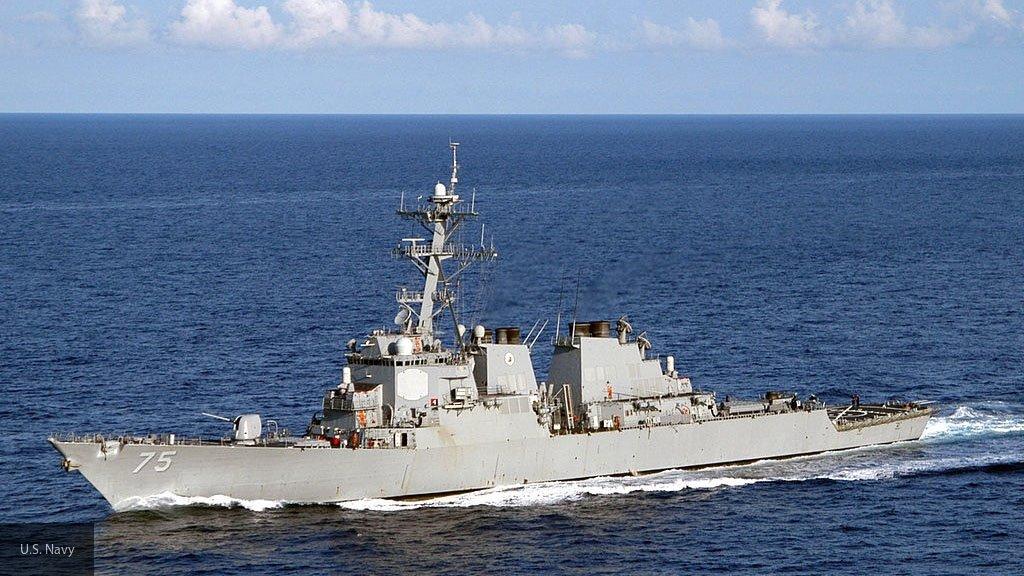 В Черное море прибудет американский эсминец «Donald Cook»