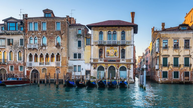 Убранство знати: интерьер венецианской виллы (фотоподборка)