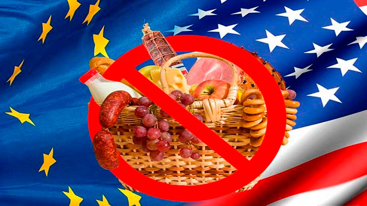 Москва продлила продовольственные антисанкции до 2020 года