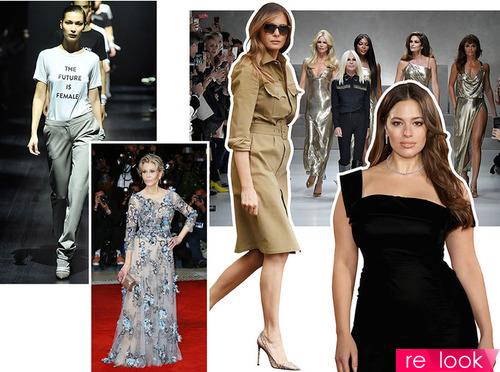 Мода, политика, искусство, феминизм. Что их объединило в 2017 году?