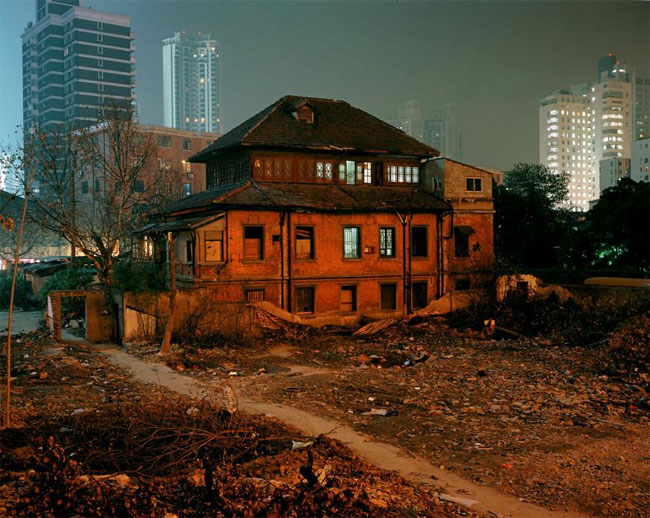 Что осталось от старого Шанхая