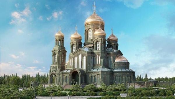 В главном храме Минобороны появится фреска со Сталиным