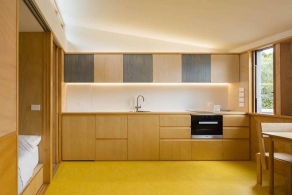 Как переделать гараж в комфортабельную квартиру