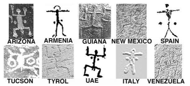 Исследователи обнаружили наскальный рисунок человека-богомола рисунка, тысяч, Хомейни, назад, почти, предки, находка, археологии, никогда, найден, тысячи, просто, заканчивается, интерес, двумя, средняя, археологов, кругами, вызвала, рисунке