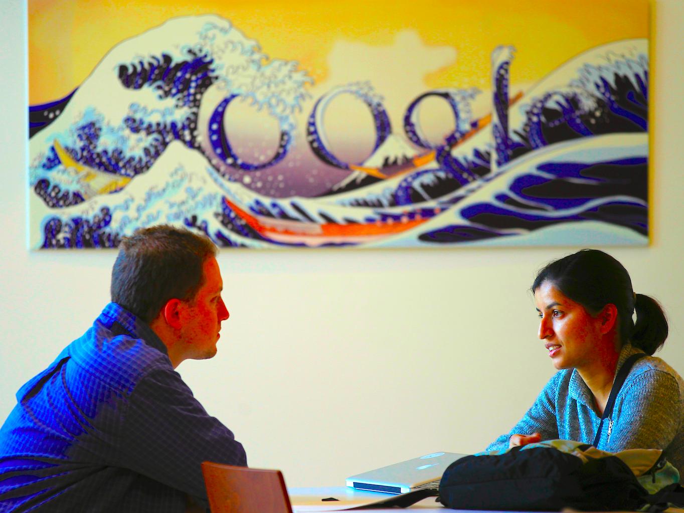 26 вещей, окоторых молчат сотрудники Google интересное,интересные люди,интересные факты,история