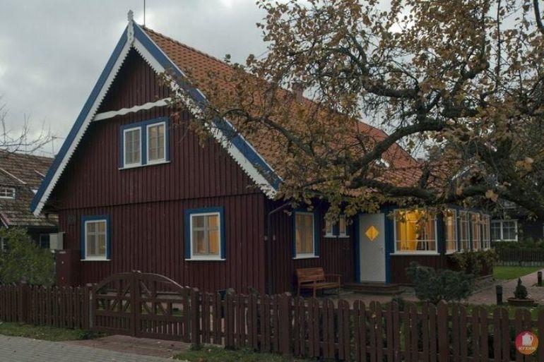 С виду был обычный деревенский дом. А внутри даже круче евроремонта