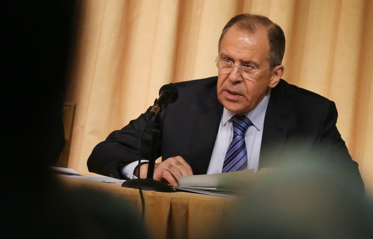 Лавров 15 апреля посетит Китай, где обсудит ситуацию на Украине