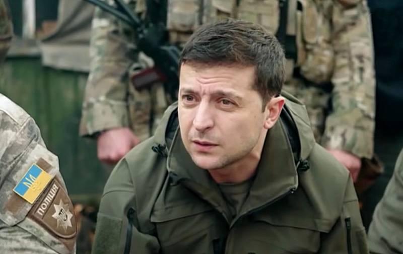 Вторжение на Донбасс: Зеленский оказался перед непростым выбором
