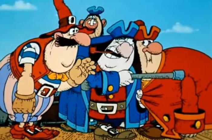 Что происходило за кадром советского мультфильма «Остров сокровищ»