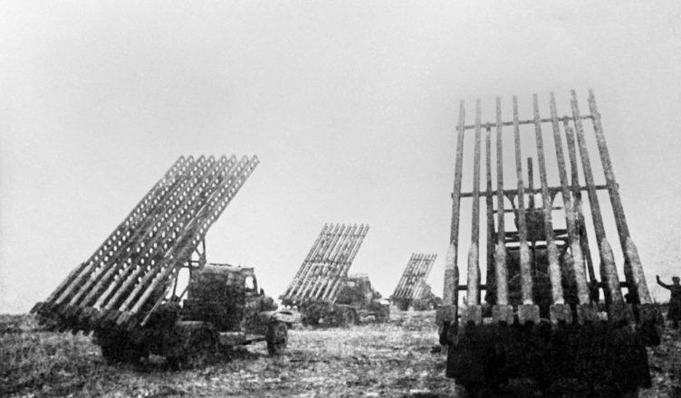 Катюша: Величайшее оружие Второй мировой войны