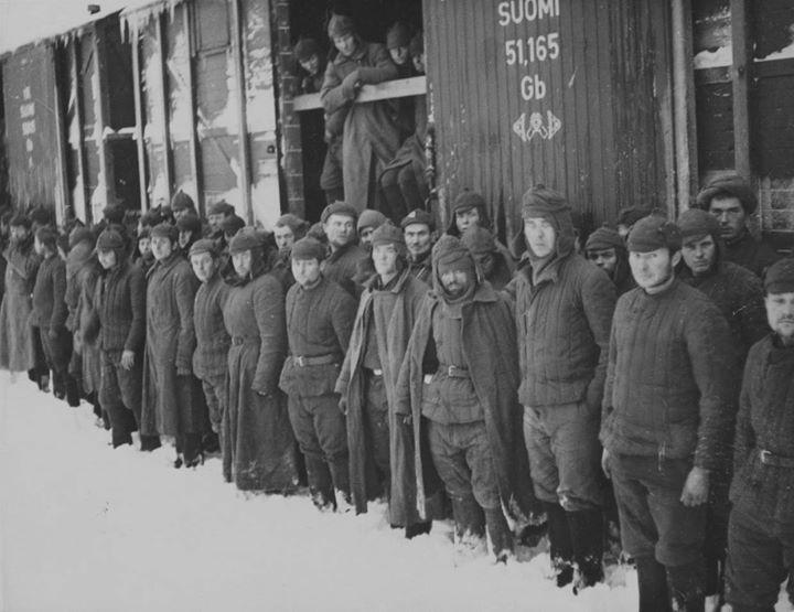 Олонецкие лагери смерти.   «Красная звезда»  июль 1944 года