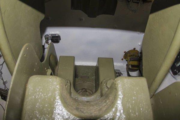 Как выглядит Т-34 изнутри