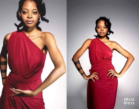 One Dress: новое платье-трансформер
