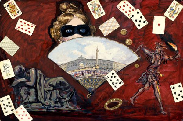 Пикантный скандал 19 века. Как дворяне жен в карты проигрывали.