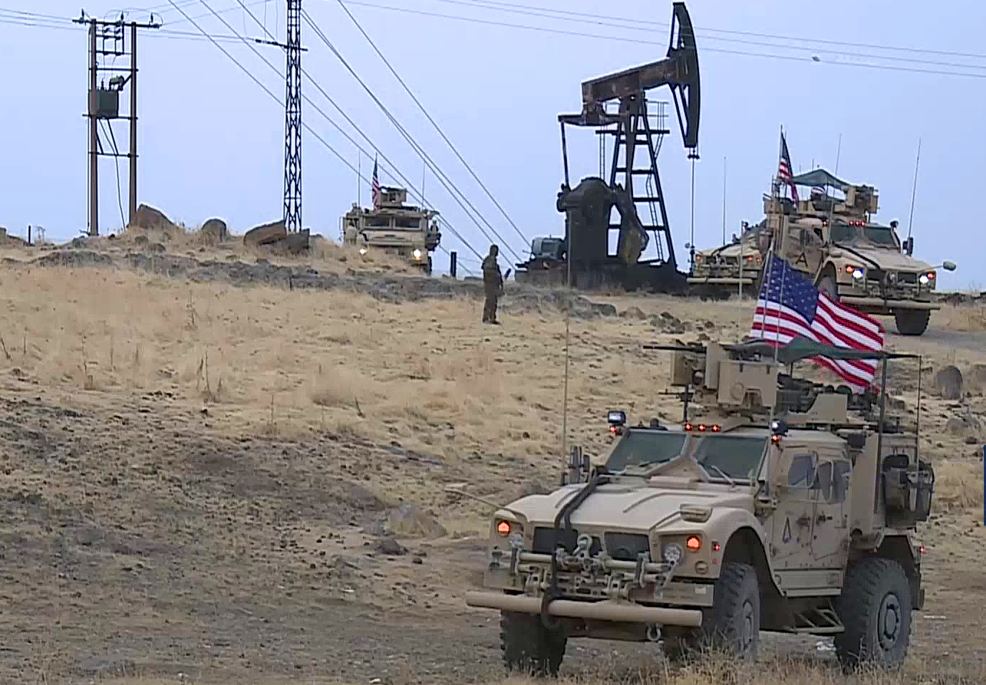 Трамп не исключил присвоения сирийской нефти