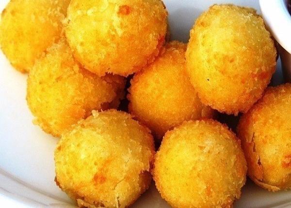 5 супер-закусок в виде шариков. Несколько оригинальных идей Вам в копилку