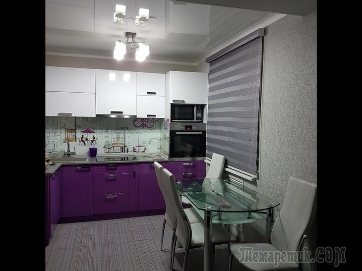Моя кухня, где ничего лишнего!