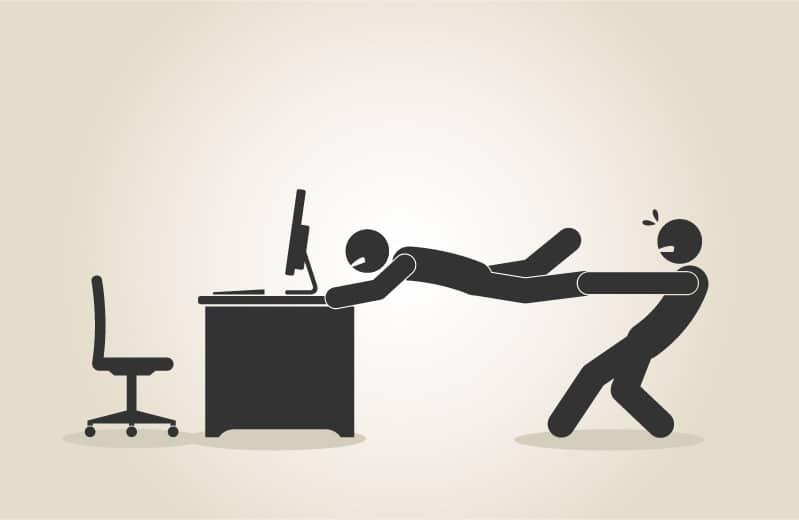 Трудоголизм: когда работа опасна для жизни