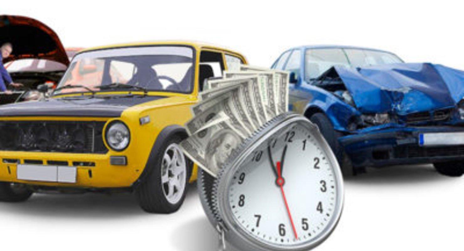 Аналитики назвали средний возраст легковых автомобилей в РФ Автомобили