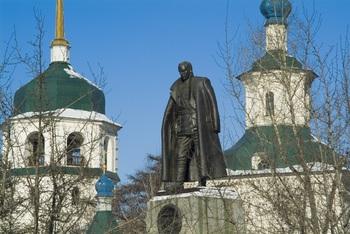 Памятник Колчаку в Иркутске решено не сносить