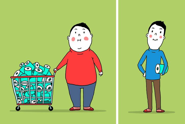 20+неожиданностей, которые произошли слюдьми после резкого похудения