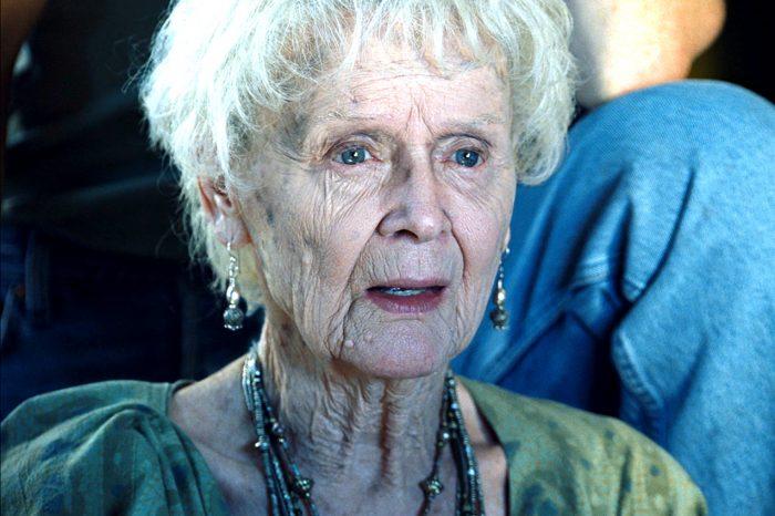 А помните пожилую Розу из «Титаника»? Вот, какой она была в молодости…
