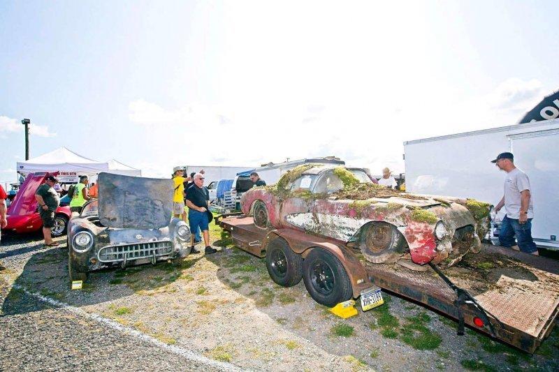 Corvette's — 50 лет забытья …
