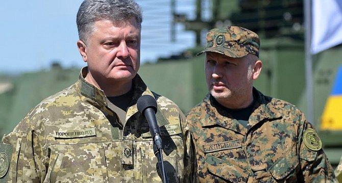 Порошенко и Турчинов пытаются «замести следы»: Международный трибунал неизбежен