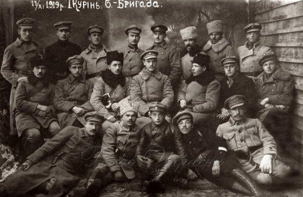 Галичане под русскими знаменами