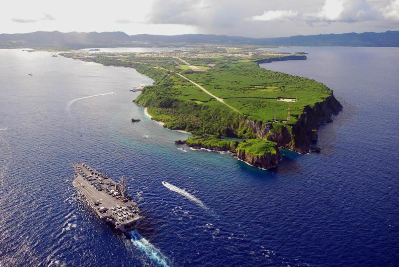 Что такое остров Гуам?