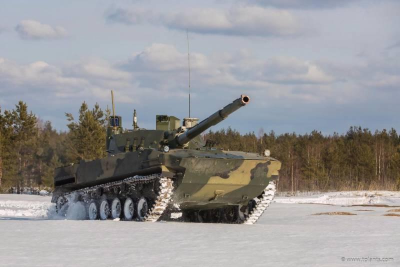 Экспортные перспективы СПТП 2С25М «Спрут-СДМ1» оружие
