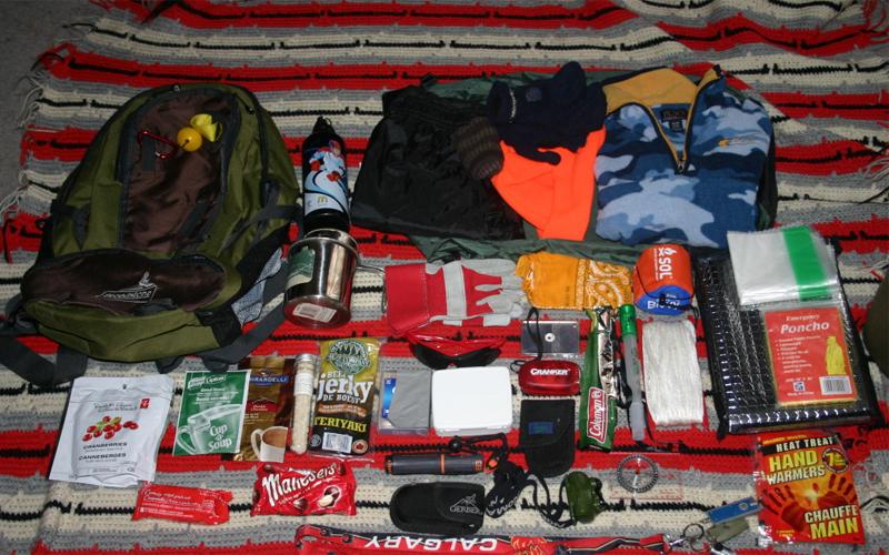 Собираем рюкзак на 12, 24, 48 и 72 часа вне цивилизации