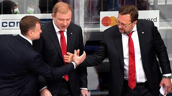 Отставка тренера помогла «Спартаку». Красно-белые победили вдерби с«Динамо» впятый раз подряд