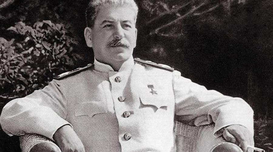 Жесткий юмор Сталина