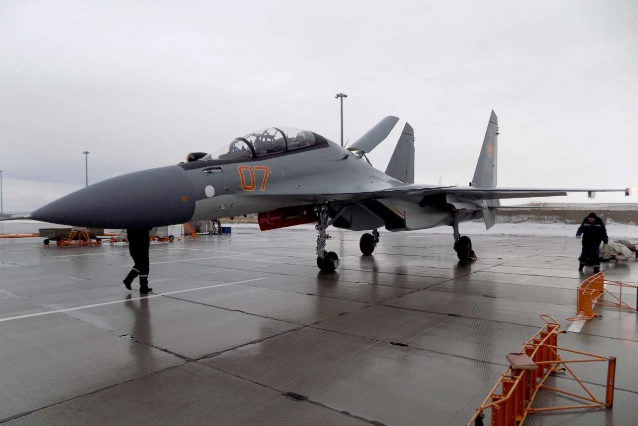 Новые подробности о закупке Мьянмой истребителей Су-30СМЭ