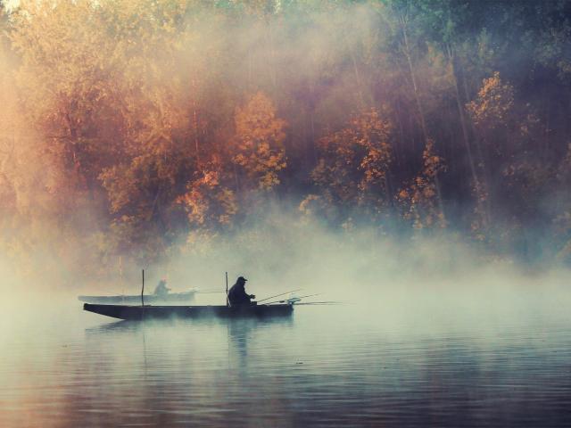 """Мудрая притча: """"Рыбак и богач"""""""