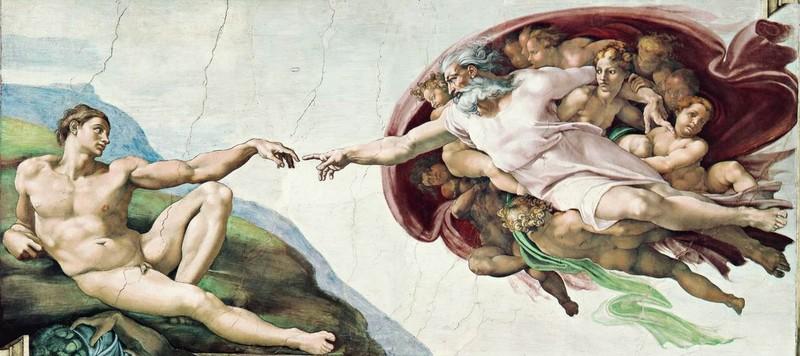 Шедевры живописи с другого ракурса