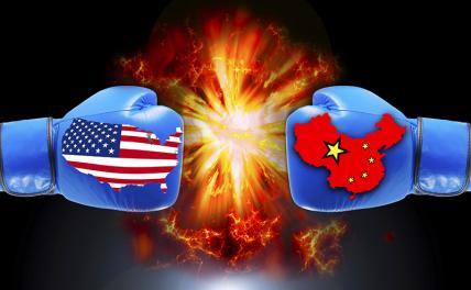 Америка уже не может тягаться с Китаем и впадает в ярость от бессилия геополитика