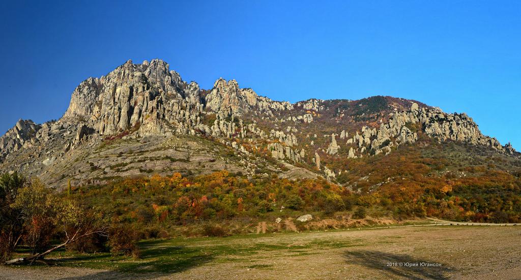 КРЫМ. Золото Кузнец-горы
