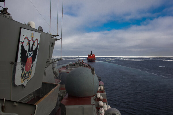 США сильно недовольны: Россия владеет Арктикой и ставит свои условия на Северном морском пути новости,события