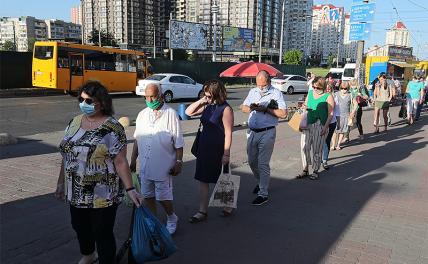 Украина: минус 20 миллионов человек украина