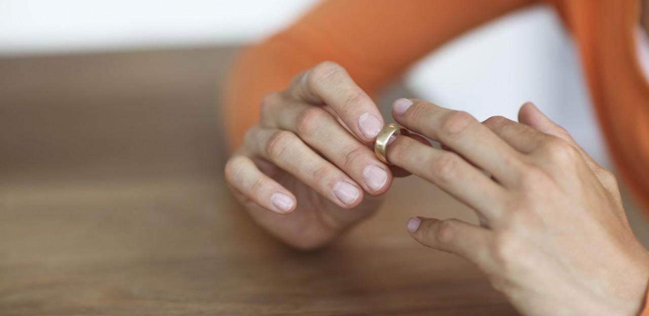 Я сама предложила мужу развестись.