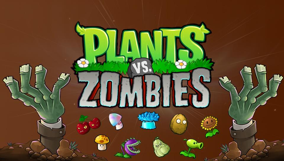Оригинальную Plants vs. Zomb…
